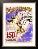 Cycles Mercier Poster by G. Berni