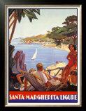 Santa Marguerita Prints by  Migliorati