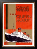 Queen Mary Art by  Jarvis