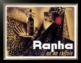 Rapha on en Raffole Prints by Charles Loupot