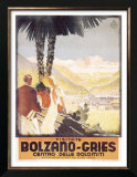 Visitate Bolzano, Gries Prints by Franz Lenhart