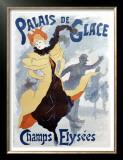Palais de Glace Posters by Jules Chéret