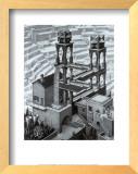 Waterfall Prints by M. C. Escher
