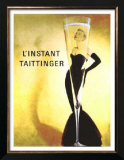 L'Instant Taittinger Posters