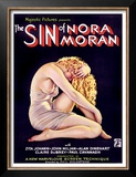 Sin of Nora Moran, The Poster