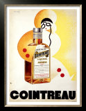 Cointreau Posters by Charles Loupot