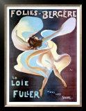 La Loie Fuller Posters by  PAL (Jean de Paleologue)