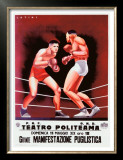 Pugilistica Prints by Latini 