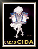 Cacao Cida Posters by Jean D' Ylen