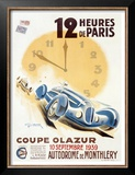 Coupe Olazur Prints by Geo Ham