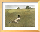 Christina's World, 1948 Prints by Andrew Wyeth