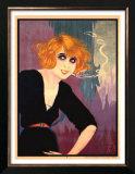Mistinguett Art by  Areel