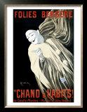 Folies-Bergere, Chand d'Habits Poster