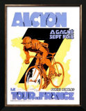 Alcyon, Tour de France Prints by Josse