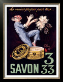 Savon 3-33 Prints by Pierre Collet