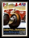 Grosser Preis von Deutschland Prints by Alfred Hierl