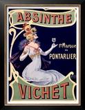 Absinthe Vichet Prints by  Nover