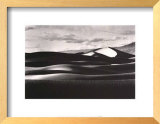 Sand Dunes Print by Gary Faye