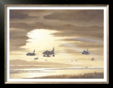 USN A4 Skyhawks F8 Crusaders Posters by Bill Northup