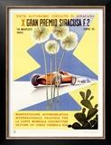 Italian Grand Prix, 1960 Posters