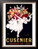 Cusenier Liqueur Posters by Jean D' Ylen