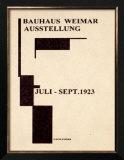 Bauhaus Gallery, c.1923 Print