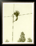 Track and Field, Pole Vault Art