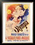 Olympia Prints by Jules Chéret