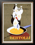 Bertolli Prints by  Carboni