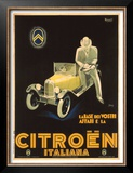 Citroen Art by Marcello Nizzoli