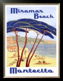Santa Barbara Miramar Beach Prints
