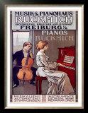 Ruckmich Musik Prints