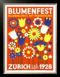 Bloomfest Zurich Poster