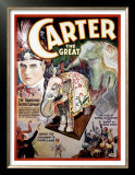 Carter the Great, The Vanishing Sacred Elephant Posters