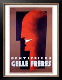 Gelle Freres Prints by Jean Carlu