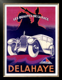 Delahaye Prints by Fell