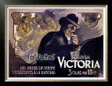 Victoria Fosforos Art by Adolfo Hohenstein