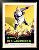 Vermouth Melchior Print by  Dorfi