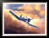 Corsair Posters by Douglas Castleman