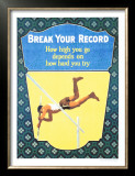 Break Your Record Prints by Frank Mather Beatty