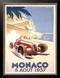 Monaco, 1937 Art
