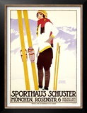 Sporthaus Schuster Posters