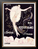 Bal des Petits Lits Blancs Posters by Charles Gesmar