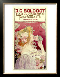 Boldoot Cologne Perfume Prints