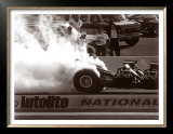 Top Fuel Dragster Burnout Prints by David Perry