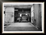 Rat Rod, Work Shop Garage Posters by David Perry