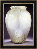Large Favrile Glass Vase Posters by Tiffany Studios 