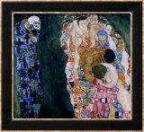 Death and Life, circa 1911 Kunstdrucke von Gustav Klimt