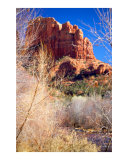 Cathedral Rock, Sedona Photographic Print by Paul Kloschinsky