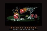 Praying for Seven Posters av Michael Godard